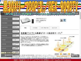 黒30XリーフDOP(3)/GEX-909DTV画像01