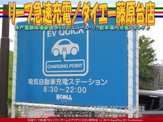 リーフ急速充電/ダイエー藤原台店02