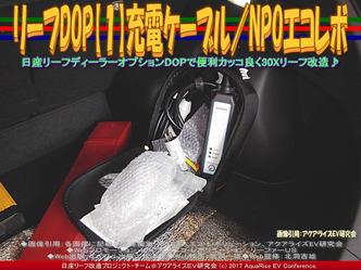 リーフDOP【1】充電ケーブル/NPOエコレボ画像03