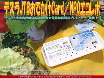 テスラJTBおでかけCard(8)/NPOエコレボ画像02
