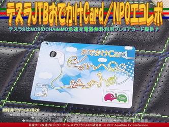 テスラJTBおでかけCard(3)/NPOエコレボ画像01