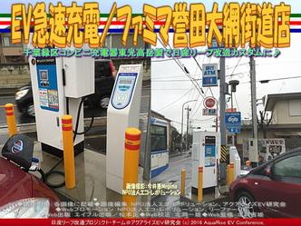 ファミマ誉田大網街道店(2)/EV急速充電02