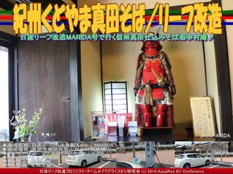 紀州くどやま真田そば/リーフ改造03