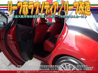 リーフ赤ラプソディア(3)/リーフ改造03