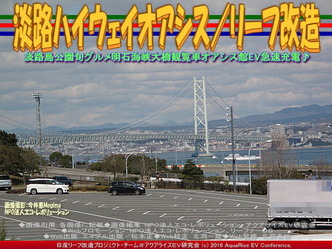 淡路ハイウェイオアシス(4)/リーフ改造03