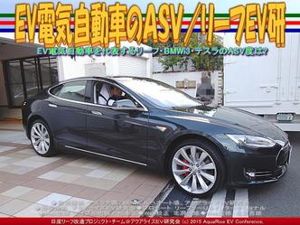 EV電気自動車のASV/リーフEV研02