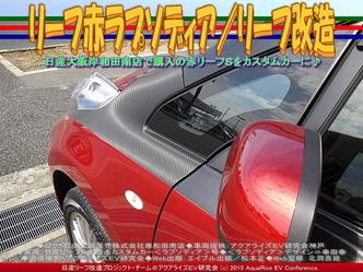 リーフ赤ラプソディア(3)/リーフ改造01
