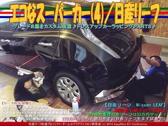 エコなスーパーカー(4)/日産リーフ05