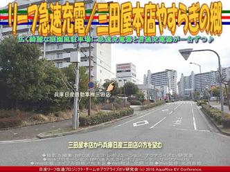 リーフ急速充電/三田屋本店やすらぎの郷04