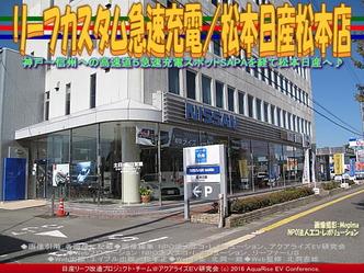 リーフカスタム急速充電/松本日産松本店01