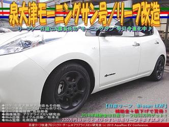 泉大津モーニングサン号(2)/リーフ改造01