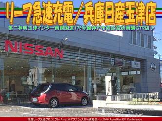 リーフ急速充電/兵庫日産玉津店02