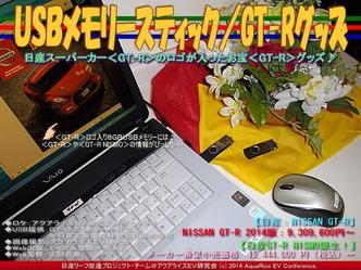 USBメモリースティック/GT-Rグッズ05