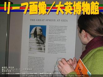 リーフ画像/大英博物館@日産リーフ改造04