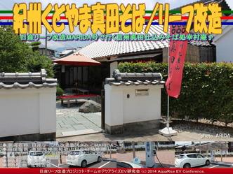紀州くどやま真田そば/リーフ改造01