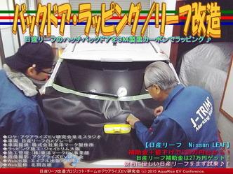 バックドア・ラッピング(2)/リーフ改造04