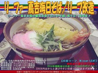 リーファー蔦吉晦日そば/リーフ改造04