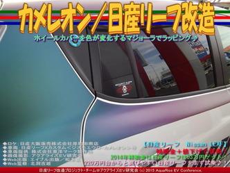 カメレオン/日産リーフ改造05