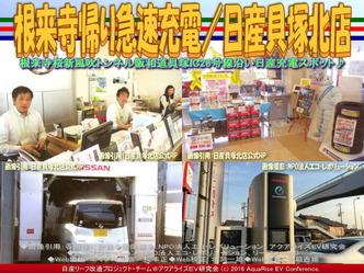 根来寺帰り急速充電/日産貝塚北店02
