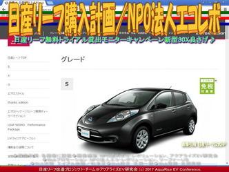 リーフ購入計画【4】新型30X/エコレボ画像01