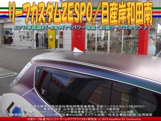 リーフカスタムZESPO/日産岸和田南03