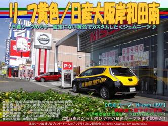 リーフ黄色/日産大阪岸和田南06