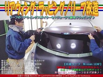 リアウィング・ラッピング/リーフ改造05