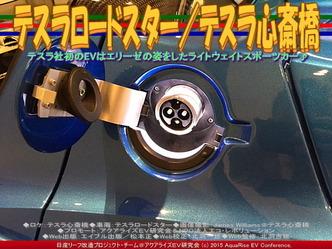 テスラロードスター(5)/テスラ心斎橋01