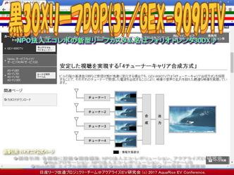 黒30XリーフDOP(3)/GEX-909DTV画像02