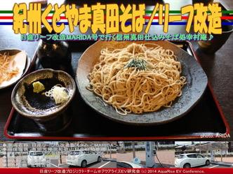 紀州くどやま真田そば/リーフ改造04
