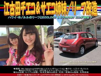 江古田チエコ&サエコ姉妹/リーフ改造01
