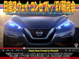 日産スウェイ・コンセプト(2)/EV研究会05