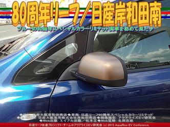 80周年リーフ(2)/日産岸和田南04