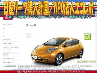リーフ購入計画【4】新型30X/エコレボ画像03
