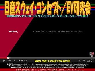日産スウェイ・コンセプト/EV研究会01