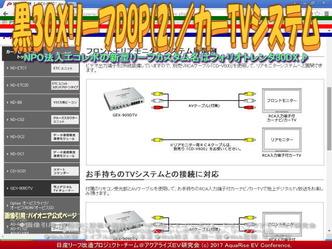 黒30XリーフDOP(2)/カーTVシステム画像02