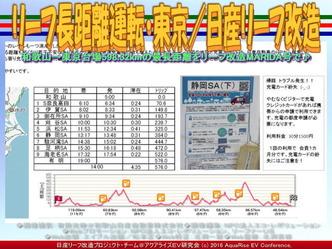 リーフ長距離運転・東京/日産リーフ改造02