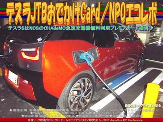 テスラJTBおでかけCard(5)/NPOエコレボ画像01