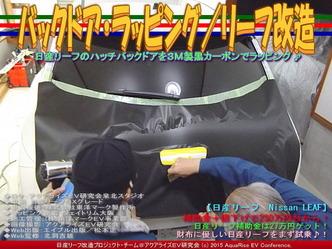 バックドア・ラッピング(3)/リーフ改造01