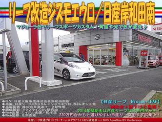 リーフ改造ジズモエウロ(2)/日産岸和田南05