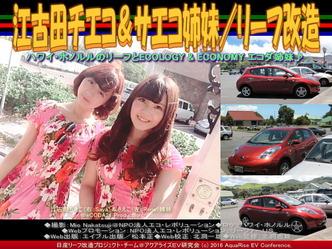 江古田チエコ&サエコ姉妹/リーフ改造03