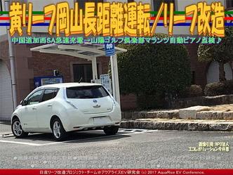 急速充電赤磐市ライフプラザ吉井/リーフ改造画像03