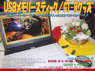 USBメモリースティック/GT-Rグッズ06