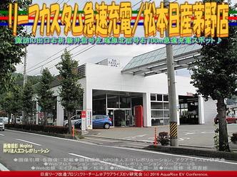 リーフカスタム急速充電/松本日産茅野店03