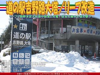 道の駅吉野路大塔/リーフ改造01