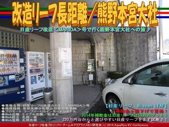 改造リーフ長距離/熊野本宮大社04