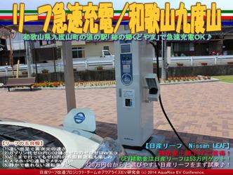 リーフ急速充電/和歌山九度山@リーフカスタム02