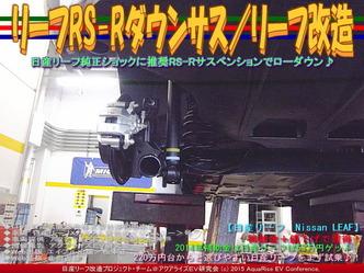 リーフRS-Rダウンサス/リーフ改造05
