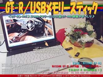 GT-R/USBメモリースティック02