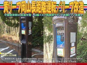 200V普通充電山陽ゴルフ倶楽部/リーフ改造画像02